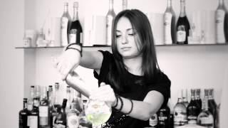 Коктейль Martini Royale  от Виктории Варлей