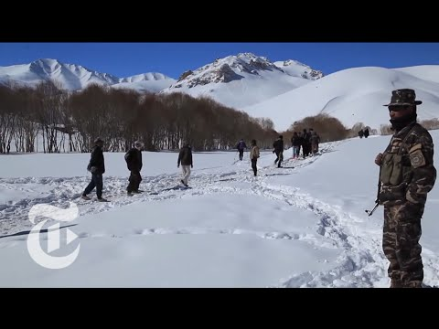 Skiing Videos: Hitting the Slopes in Afghanistan | The New York Times
