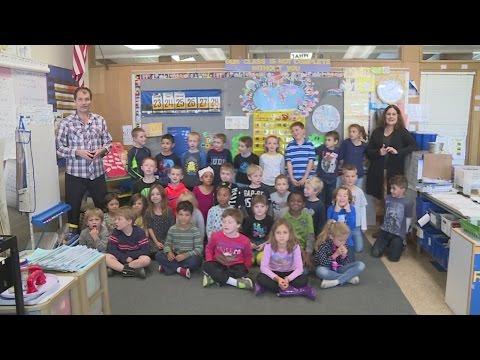 Elvehjem Elementary School Shout Out 12-2-15