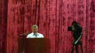Скачать Выступление Кучеренко С А на 2 ом съезде ликвидаторов
