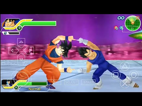 How to do a fusion dance in DBZ TTT mod