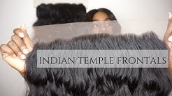 *DISCONTINUED* RAW INDIAN TEMPLE LACE FRONTALS| JUICYHAIRAFFAIR.COM
