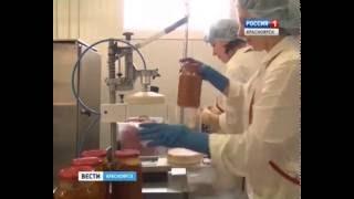 В Красноярском крае растут объёмы экспортного производства