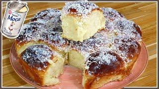 Pão Caseiro de Leite Condensado Fofinho