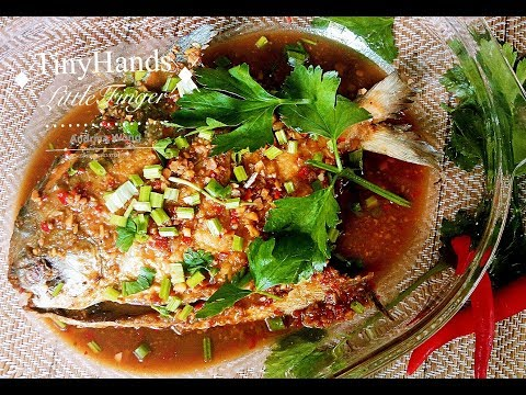 Braised Fish In Tauchew /Taucu/Fermented Bean Paste Sauce/gravy