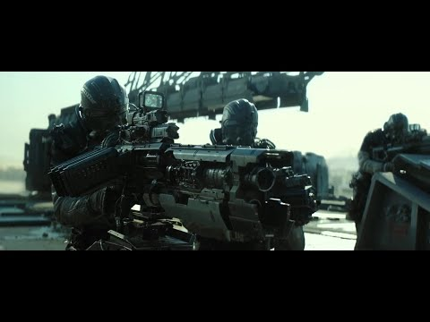 American Mech soldiers combat unknown elements & save the world