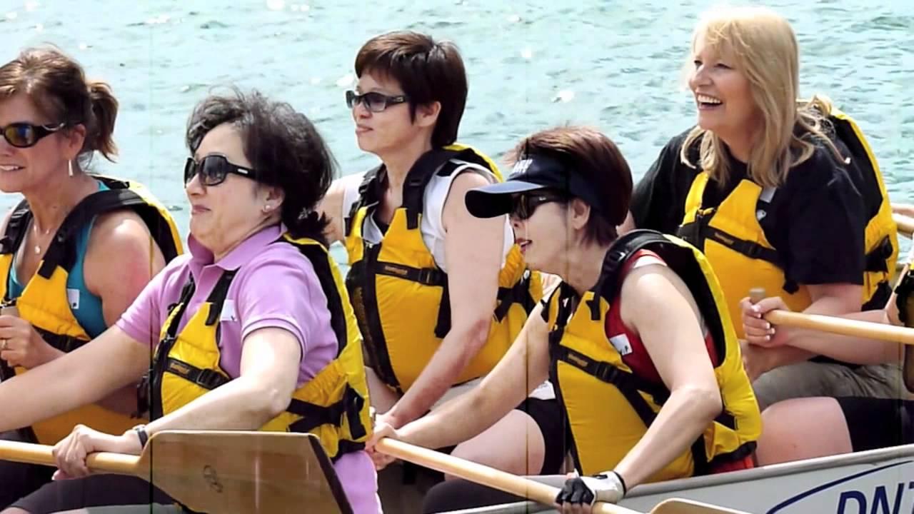Gov team @ Calgary Dragon Boat Race & Festival 2011