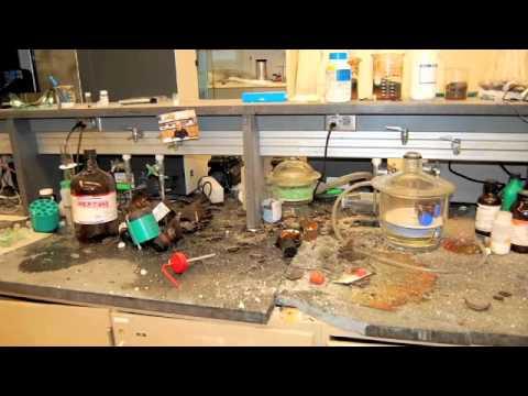 Texas Tech Lab Explosion