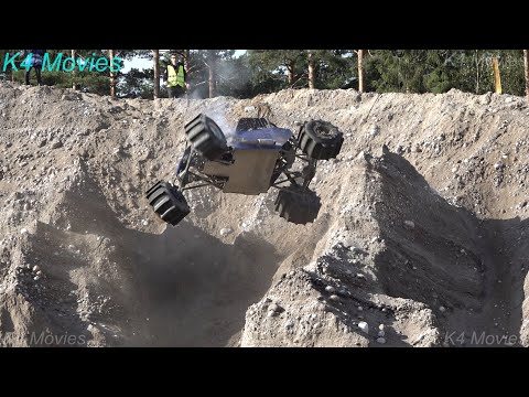 4x4 Extreme hill climbing in Formula Offroad @ Skien 2019