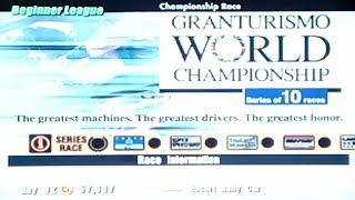 Gran Turismo 3: A-Spec - Part #23a - GT World Championship (Beginner)