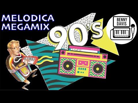 להיטי שנות ה-90 על מלודיקה