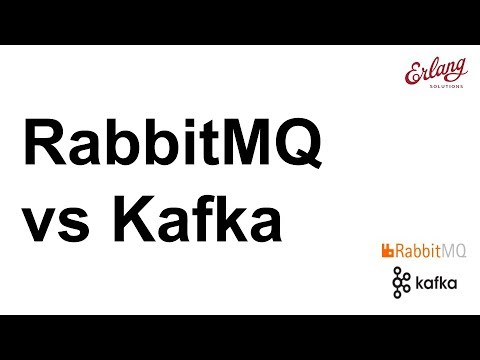 RabbitMQ vs Kafka - Part 1