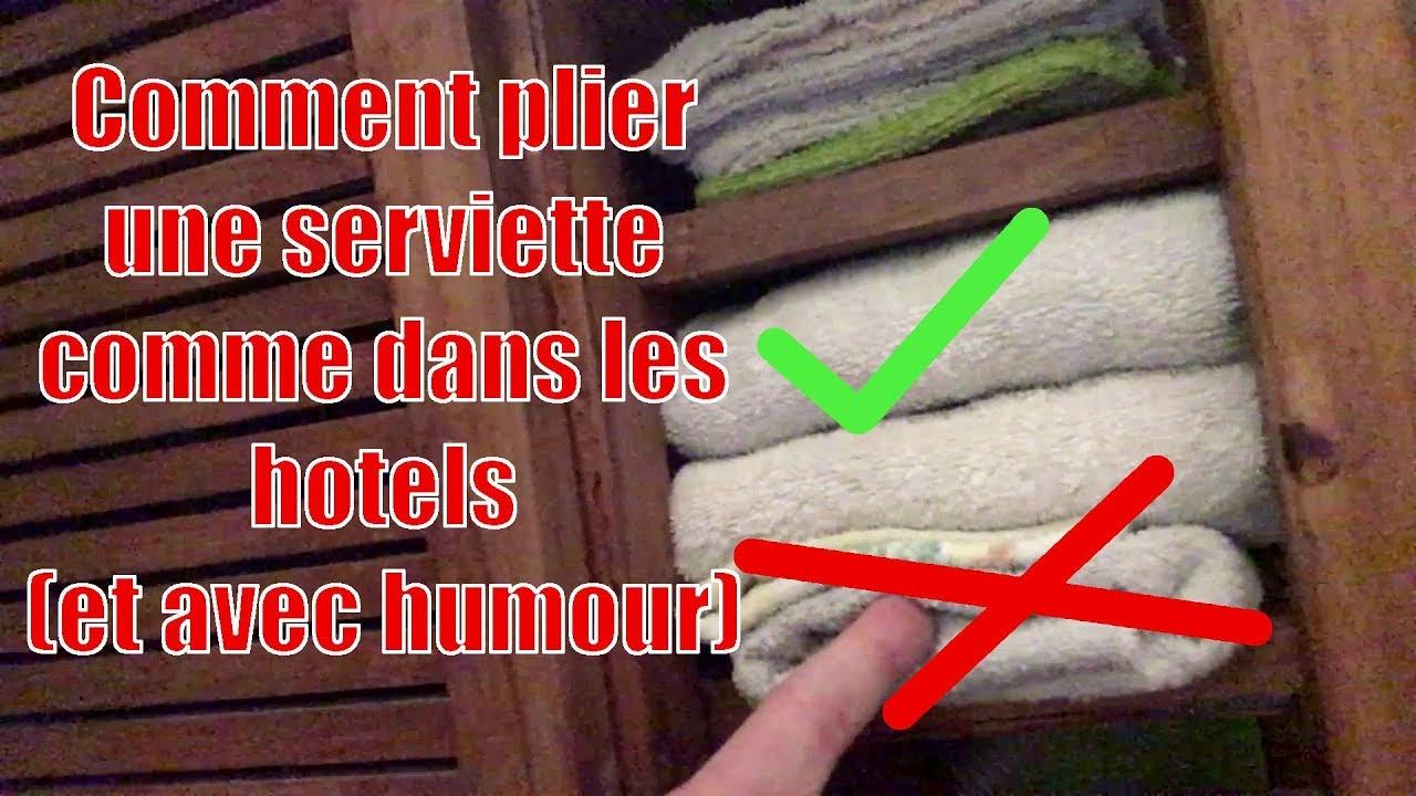 Comment Rouler Les Serviettes De Bain comment plier une serviette de bain tuto