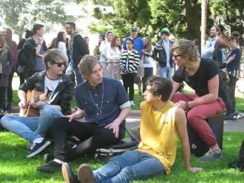 Jasey Rae (Cover) - 5 Seconds Of Summer // Hyde Park