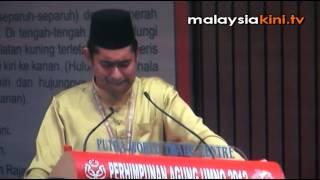 Lagu rintih nasib Melayu buat perwakilan sebak (Warisan - Anak Kecil Main Api)