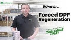 What is Forced DPF Regen?