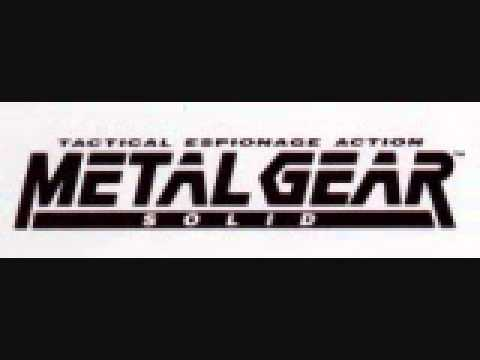An Hour of Metal Gear Solid Codec Calls (audio)