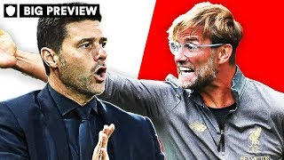 CAN TOTTENHAM END LIVERPOOL'S 100% RECORD? | BIG PREVIEW FEAT. REDMENTV