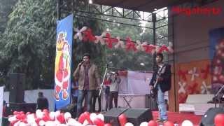 Sun Raha Hai Na - Live (Cover) by Megahertz