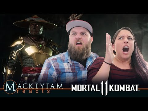 Mortal Kombat 11: All Fatalities and Fatal Blows- REACTION and REVIEW!!! thumbnail