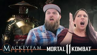 Mortal Kombat 11: All Fatalities and Fatal Blows- REACTION and REVIEW!!!