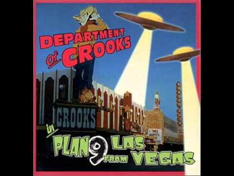 Department of Crooks - X-Ray Vision