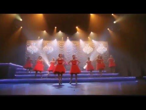 Glee Edge Of Glory /The Troubletones 2016