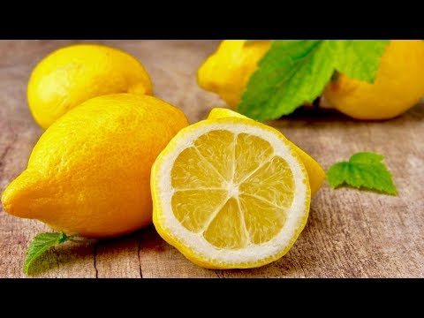 5 Amazing Health Benefits Of Lemons