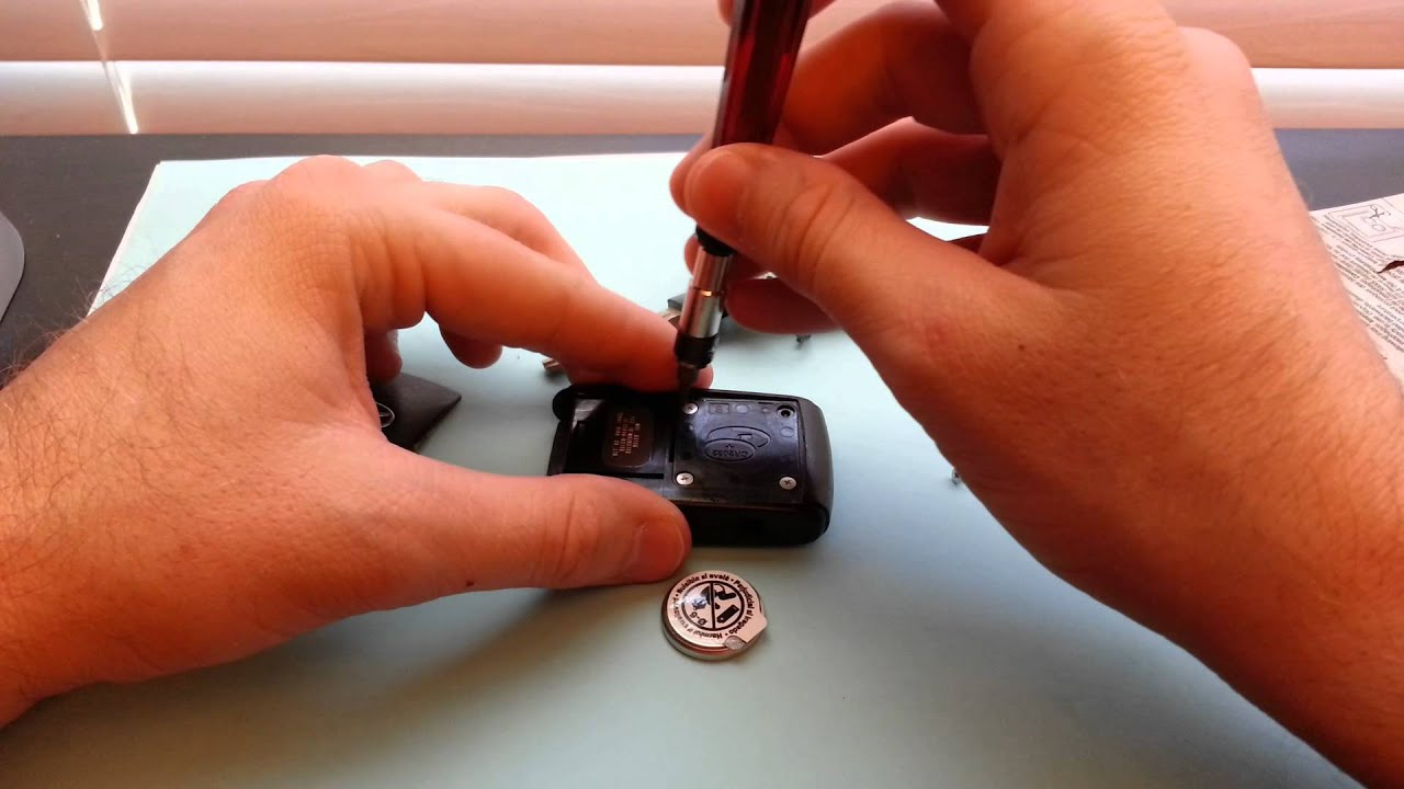 Smart Car Key Replacement >> How to replace change Toyota Prius Smart Key Battery ...