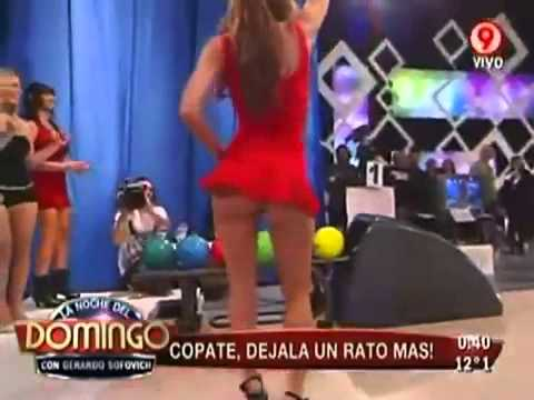 Bowling sexy skirts girls in