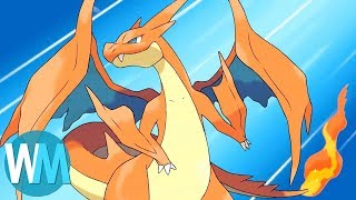 Top 10 Pokemon MEGA Evolutions!