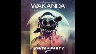 Wakanda Hit It (Zack Edward Edit) vs LRAD  [DJ Milkshakes Mashup]