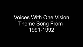 VWOV-Voices With One Vision (Audio Only) 1991-1992