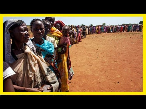 Box TV-exclusive: South sudan Government uses food as a weapon of war-UN report