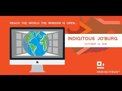 Join us for Indigitous Jo'Burg