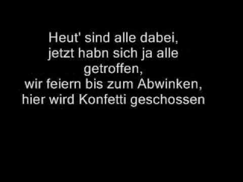 Frauenarzt - das geht ab (Lyrics)