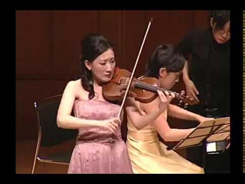 ブラームス: ヴァイオリン・ソナタ 第3番 ニ短調 op.108 第1楽章