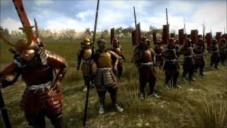 The Last Stand of the Samurai - machinima