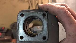 Хонда Дио, отключили масло-насос убили мотор.