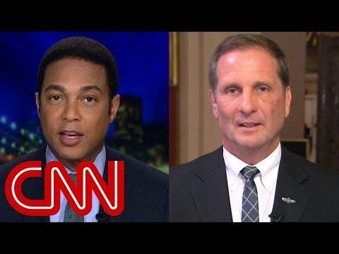 Don Lemon and GOP lawmaker spar over Dem memo