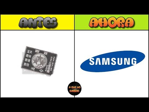 Top 7: Logos De Compañias Antes Y Ahora