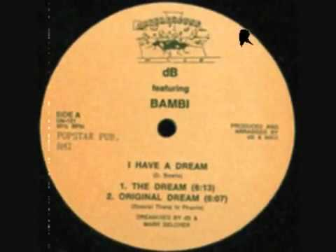 dB featuring Bambi - I Have A Dream (The Dream)