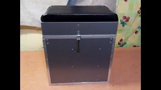 Ящик для зимней рыбалки FISHBOX 10 л.