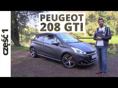 Peugeot 208 GTi 1.6 e-THP 208 KM, 2016 - test AutoCentrum.pl #294