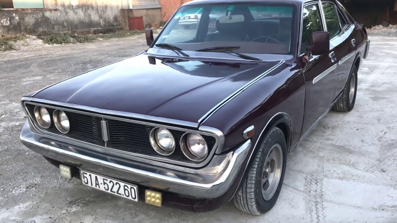 ( Đã bán ) xe cổ trước giải phóng, Toyota Mark II, đời 1974, Xe vẫn đang lưu hành, 0967765255