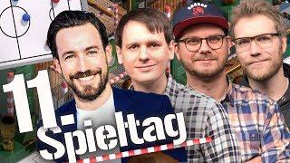 11. Spieltag der Fußball-Bundesliga in der Analyse | Saison 2018/2019 Bohndesliga