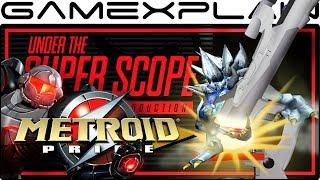 Metroid Prime: A Triumph of 3D Design - Under the Super Scope