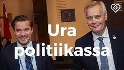 Sanna Marinin ja Antti Rinteen ex-avustaja Dimitri Qvintus: tällaista on työ politiikassa⎪Duunitori
