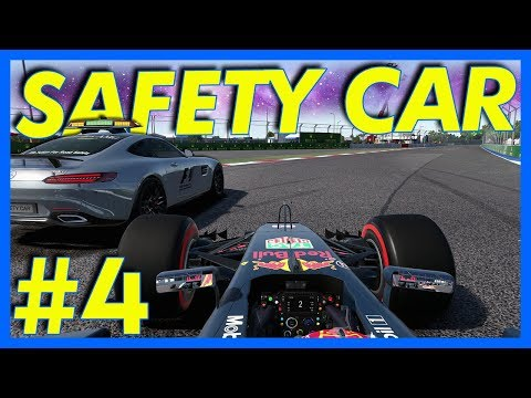F1 2017 Career Mode Gameplay : SAFETY CAR!! (Part 4)