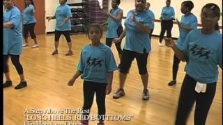 Long Heels, Red Bottoms Line Dance